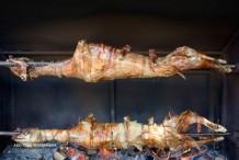 Full Lamb Roast
