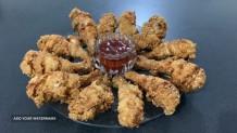 Fried Chicken Restaurant Style Recipe