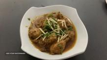 Green Chicken Karahi Recipe