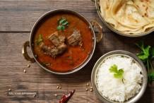 Lamb Shank Korma